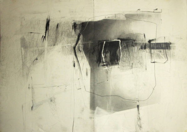 Danuta Tojka - still life - drawing