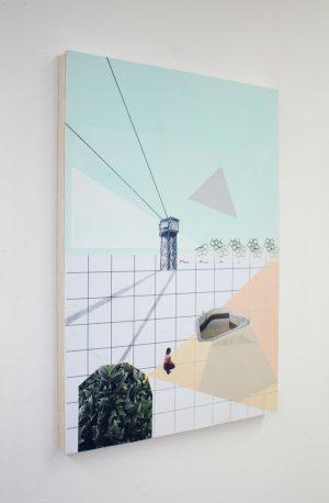 Mairi Timoney - Collage Art