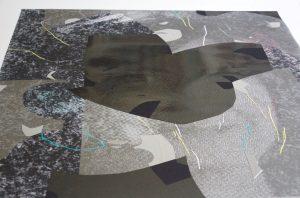 Diptaa Sloniir - Have You Seen Me - Collage