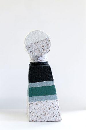 Dear Human - Standing Figure 3 - sculpture