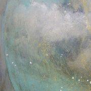 Susie Dureau - Oil Painting - Astro Futurism