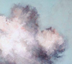 Susie Dureau - Poem for Zeus - landscape painting