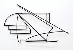 Charlotte-Amelia Paull - sculpture - Rhythm Piece #6