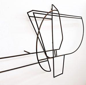 Charlotte-Amelia Paull - sculpture - Rhythm Piece #8