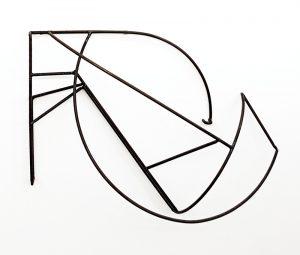 Charlotte-Amelia Paull - sculpture - Rhythm Piece #4