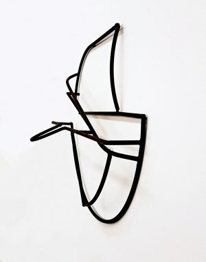 Charlotte-Amelia Paull - sculpture - Rhythm Piece #2