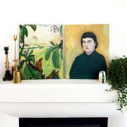 Kevin Perkins - portrait painting - landscape painting