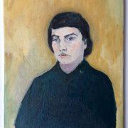 Kevin Perkins - portrait painting