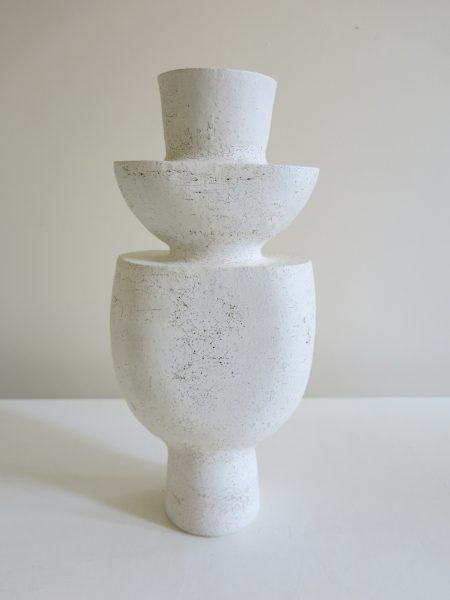 Humble Matter - HDR Vessel - ceramic sculpture