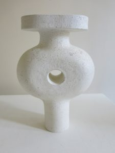 Humble Matter - TTM - totem eramic vessel - sculpture