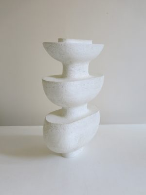 Humble Matter - TTR Vessel - ceramic sculpture
