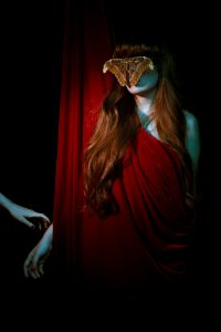 Lilli Waters - photograph - DIscolour'd - Freak Show