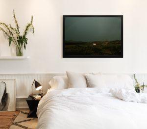 Lilli Waters - LEIDA OKKUR AD VOKVA #3 - landscape photograph
