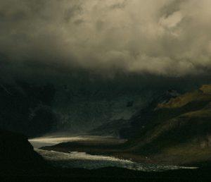 Lilli Waters - ideland landscape - LEIDA OKKUR AD VOKVA #6 - landscape photograph