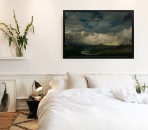 Lilli Waters - LEIDA OKKUR AD VOKVA #6 - landscape photograph