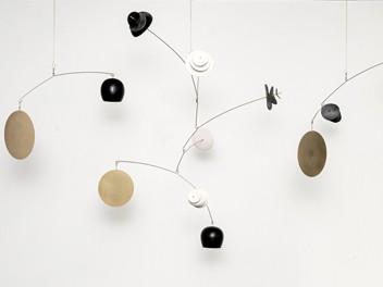 Odette Ireland - Large Mobile Composition in 3 Parts - Sculpture