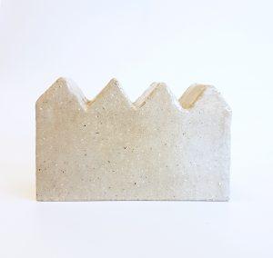 Natalie Rosin - Terraced - ceramics