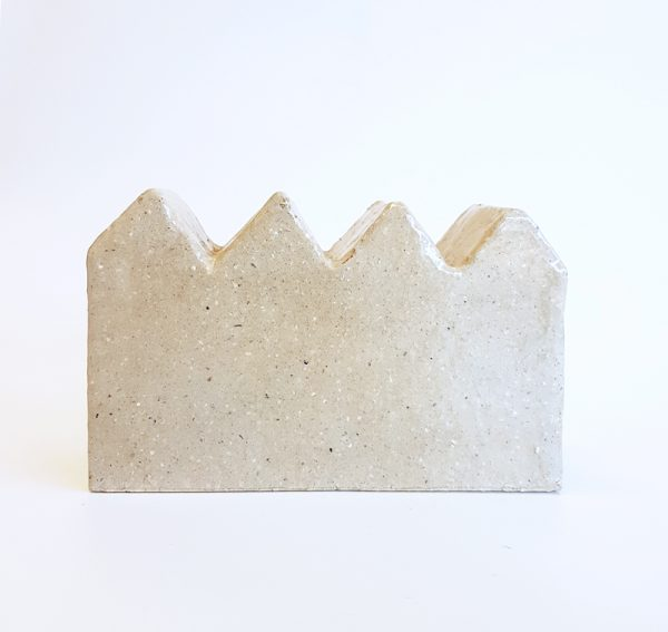 Natalie Rosin - Terraced - ceramics