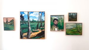 Kevin Perkins - Landscape painting - Landscape painting