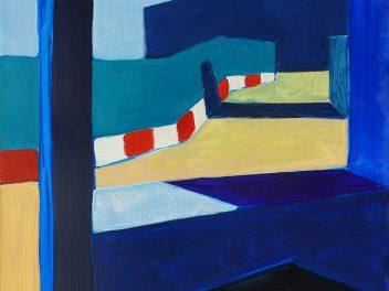 Maria Kostareva - New Exit - Painting
