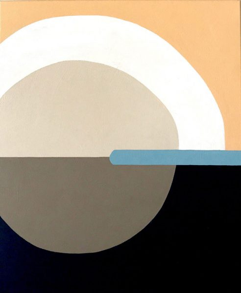 Rachael McCully Kerwick - Bivouac - abstract painting