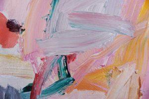 Antonia Mrljak - Half Dreaming - painting