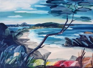 Ingrid Daniell - Landscape painting
