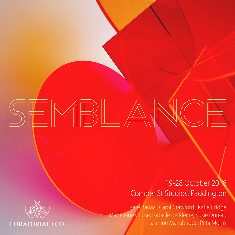 Semblance show