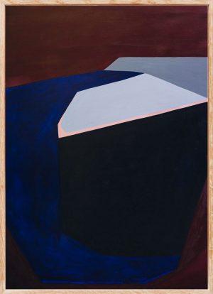Katie Cridge - Concrete Fluidity - painting