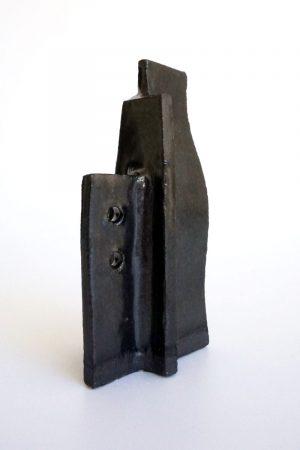 Natalie Rosin - ceramic sculpture - architecture