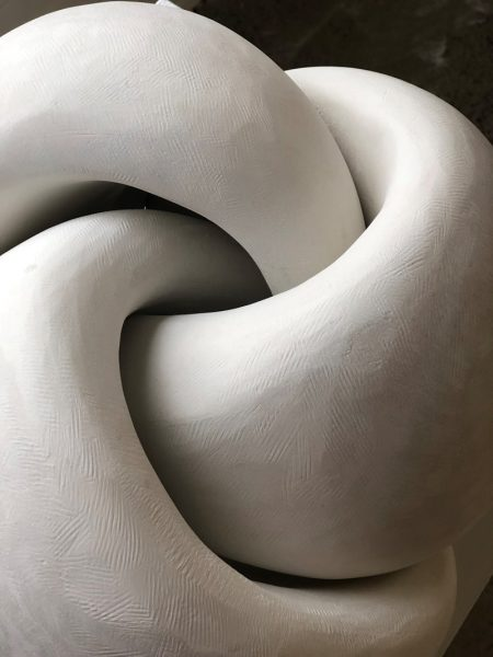 Carol Crawford - Genesis 1 - Sculpture