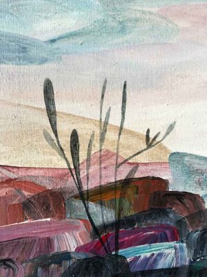 Ingrid Daniell - Paradise Lost n Found - Noosa landscape painting