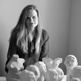 Kristiina Haataja - Swedish sculptor