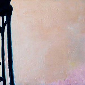 Maria Kostareva - Pink and Lemon - painting