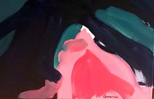 Nunzio Miano - Bleeding Heart - portrait painting