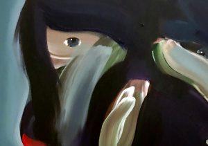 Nunzio Miano - The Tribalist - portrait painting
