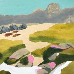 Peta Morris - painting