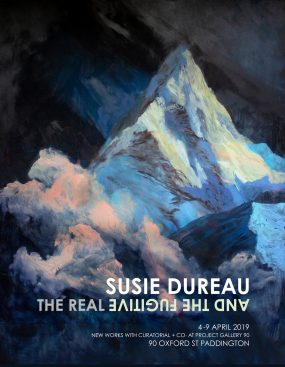 Susie Dureau - The Real and the Fugitive - art exhibition Sydney