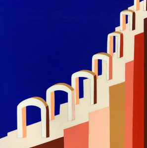 Jasmine Mansbridge - Steps to Here - painting