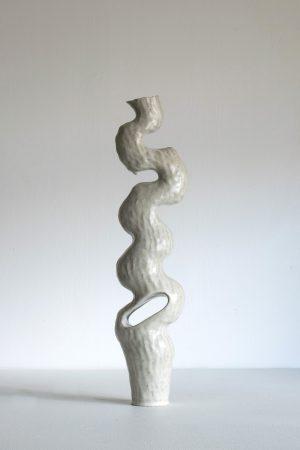 Kerryn Levy - Asymmetry Vessel - Australian ceramics
