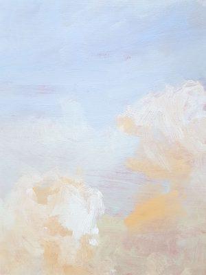 Susie Dureau - Vital - landscape painting