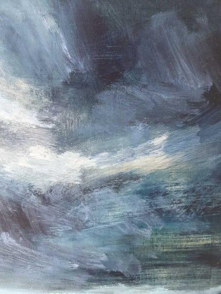 Susie Dureau - The Hedonist - landscape painting