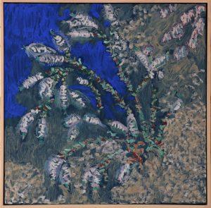Amy Wright - Near III - landscape painting