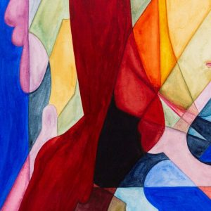 Isabelle de Kleine - Saturate - figurative painting