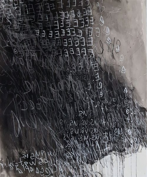 Katrina O'Brien - The Thought I Couldn't Think - Mixed Media Artist