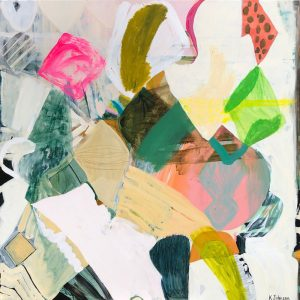 Kaitlin Johnson - Six Ways from Sunday - Painting