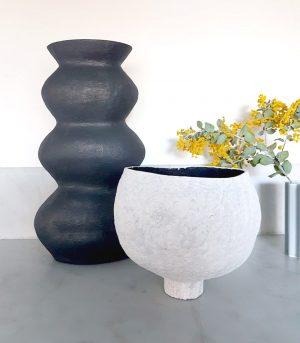 Katarina Wells - Curvaceous - Ceramic Sculpture