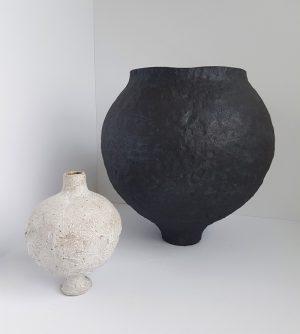 Katarina Wells - With An Open Heart - Ceramic Sculpture