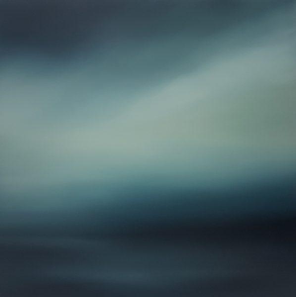 Theresa Hunt - Untitled Seascape III - Oil Painting