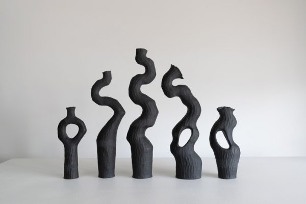 Kerryn Levy - ceramic sculpture